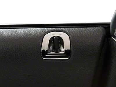 SHR Chrome Door Lock Pocket (05-14 All)