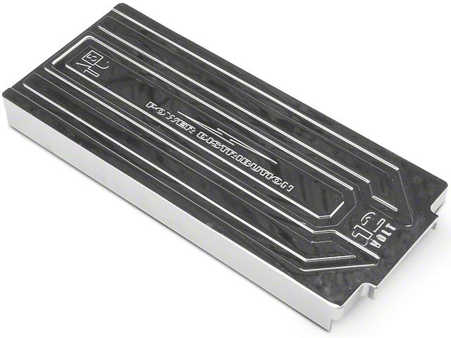SHR Chrome Fuse Box Cover (10-14 All)