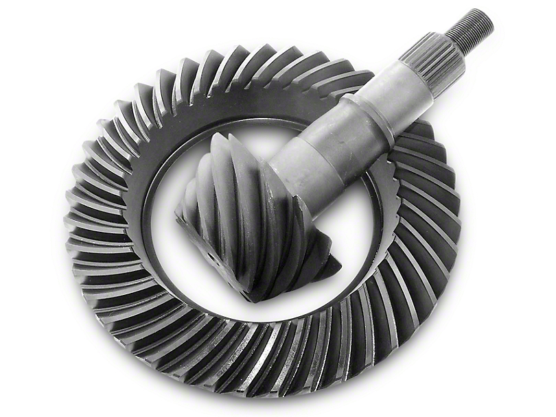 Richmond Ring Gear and Pinion Kit - 4.56 Gears (86-93 GT)