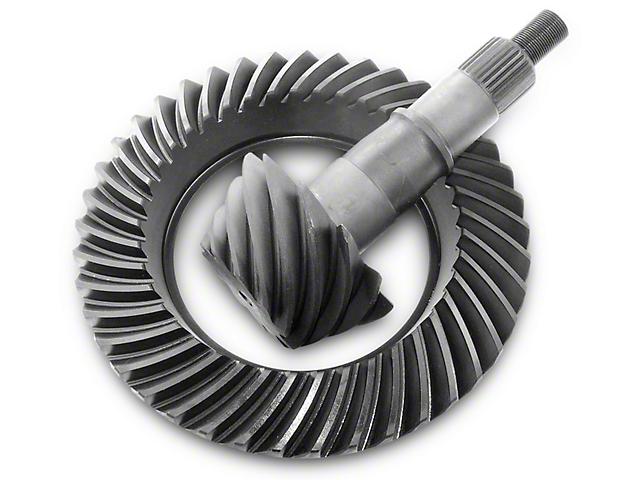 Richmond Ring and Pinion Gear Kit; 3.55 Gear Ratio (10-14 GT)