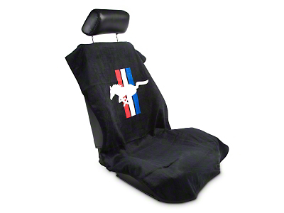 Alterum Seat Armour Protective Cover - Black - Pony (79-14 All)