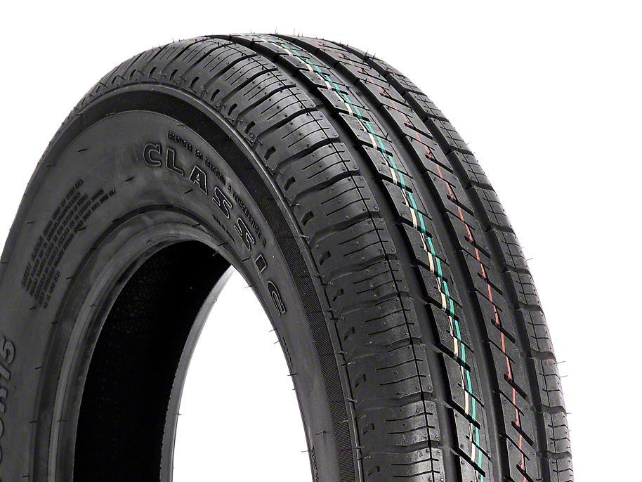 Classic All Season Tire - 165/80R15