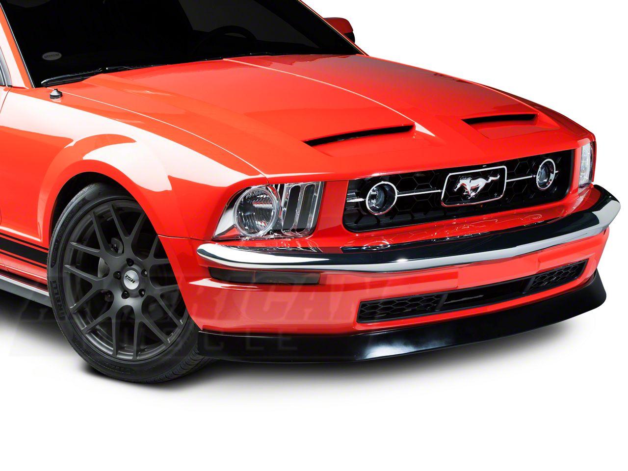 Chrome Front Bumper Trim (05-09 V6)
