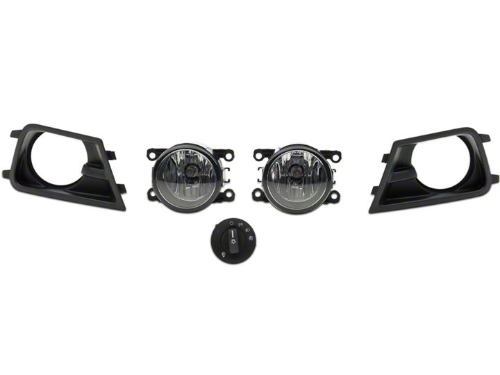 How to Install a Raxiom OEM Style Fog Light Kit on your 2010-2012 ...