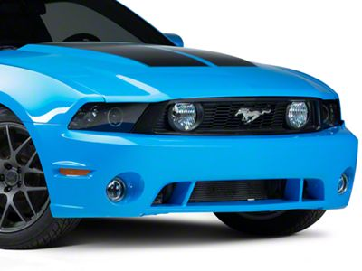 Add Roush Front Fascia - Unpainted (10-12 GT)