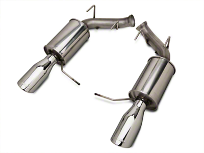 Roush Axle-Back Exhaust (11-14 GT; 11-12 GT500)