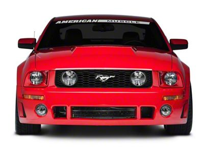 Add Roush Front Fascia (05-09 GT)