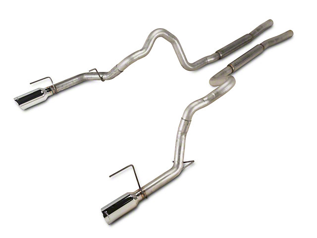 Roush Extreme Performance Cat-Back System (05-09 GT, GT500)
