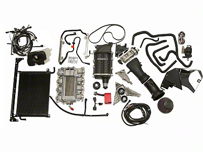 Roush R2300 675 HP Supercharger Kit - Phase 3 (11-14 GT)