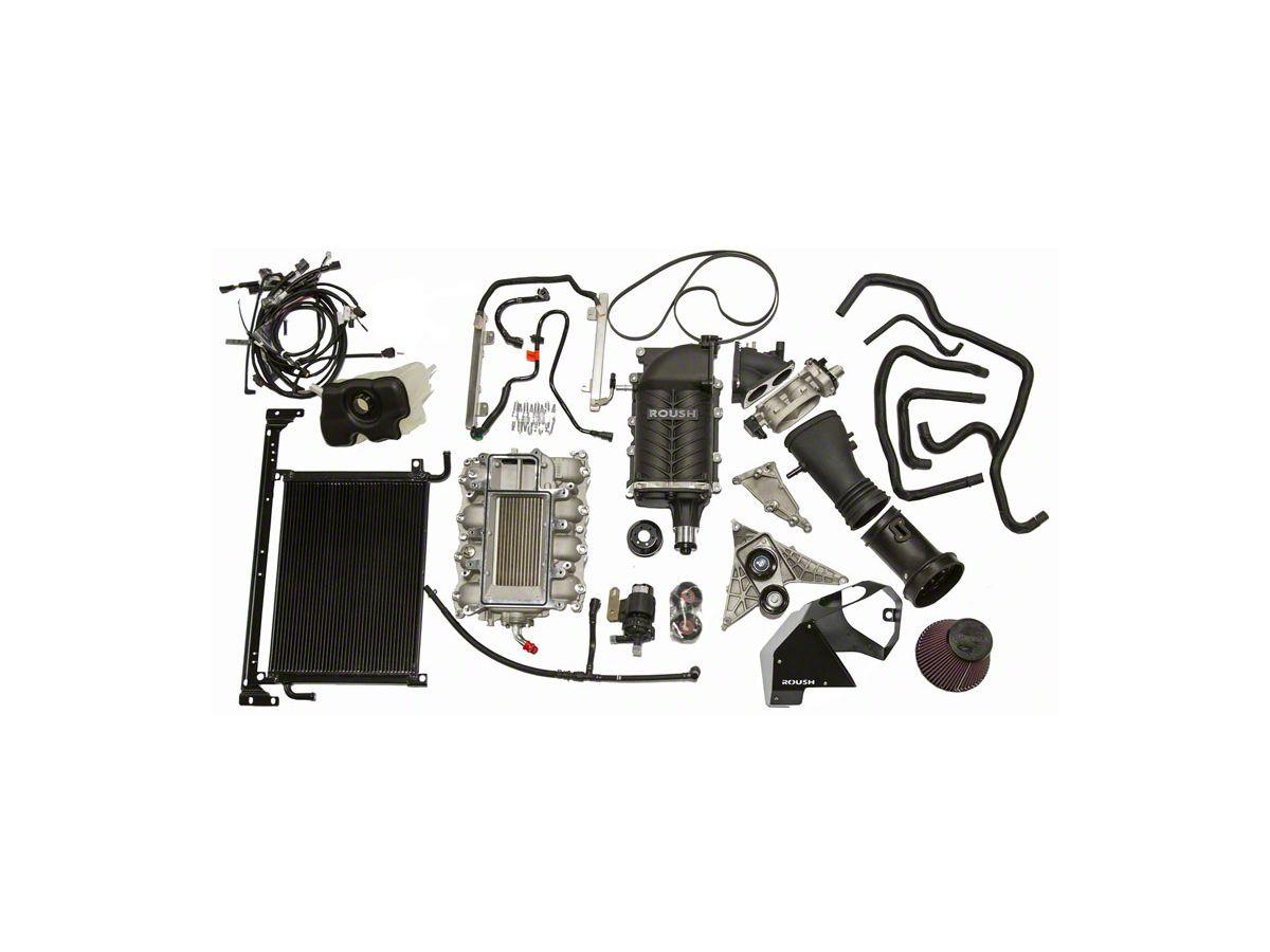 Roush R2300 625 HP Supercharger Kit - Phase 2 (11-14 GT)