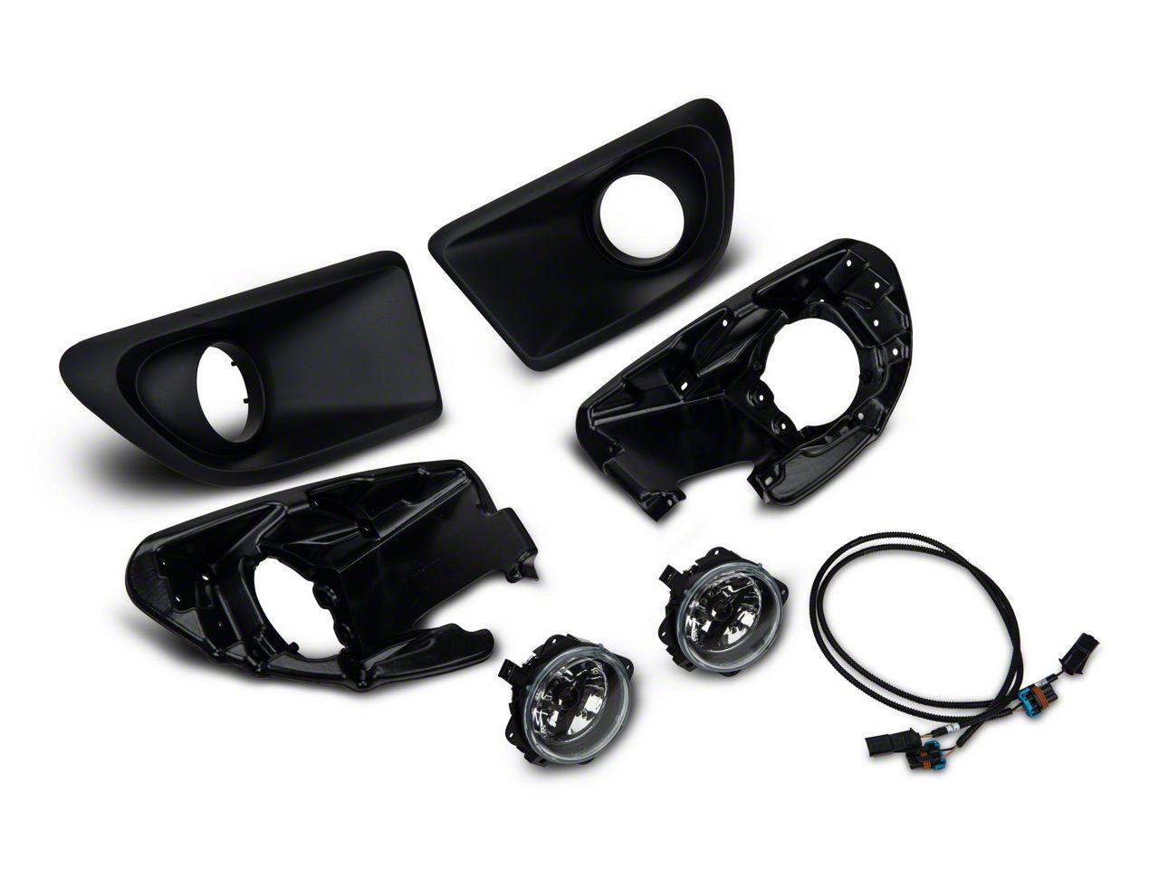 Roush Fog Light Kit (13-14 GT, V6)