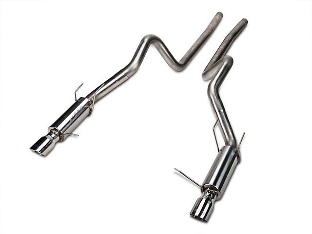MBRP XP Series Cat-Back Exhaust - Race Version (11-14 GT)