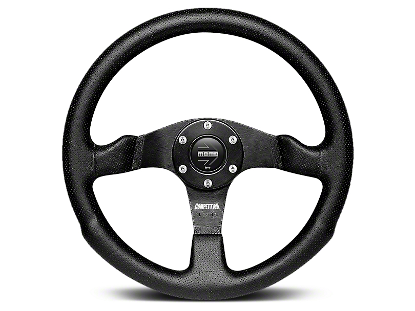 MOMO USA Competition Steering Wheel (84-17 All)