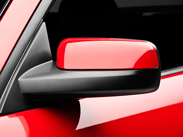 SpeedForm Mirror Covers - Unpainted (05-09 All)