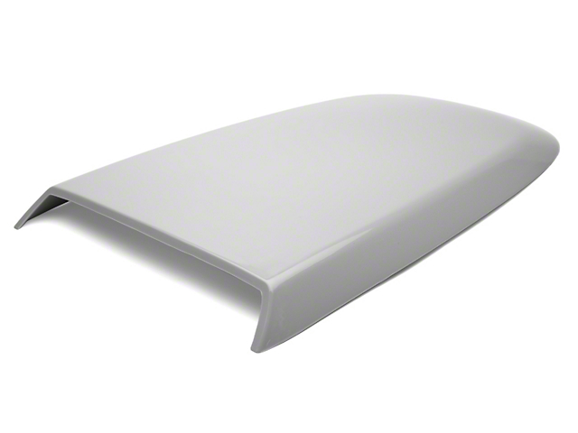 SpeedForm Hood Scoop; Unpainted (05-09 GT, V6)