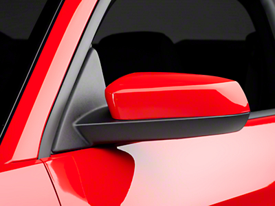 SpeedForm Mirror Covers - Pre-painted (10-14 V6)