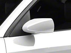 MMD Pre-Painted Retro Style Mirrors - Black (05-09 All)