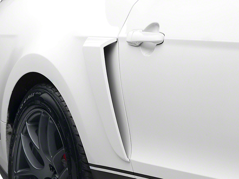 MMD Side Scoops - Unpainted (10-14 All)