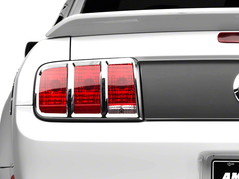 MMD Tail Light Trim - Chrome (05-09 All)