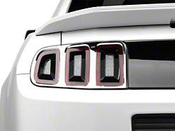 MMD Tail Light Trim; Chrome (13-14 All)