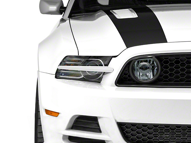 MMD Headlight Splitters - Unpainted (13-14 All)