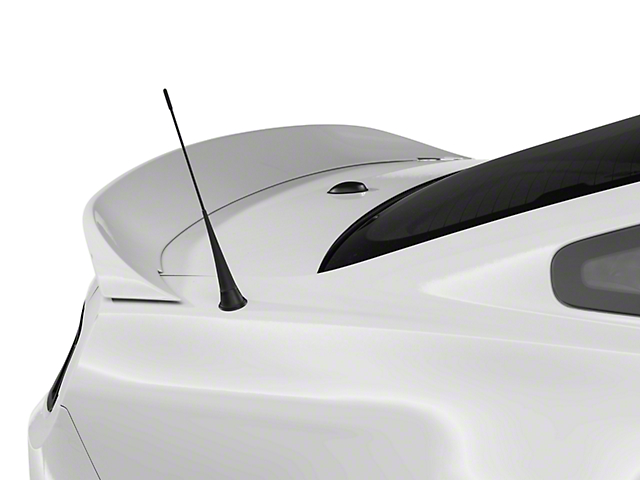 MMD Ducktail Spoiler; Unpainted (10-14 All)