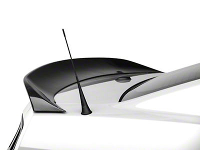 MMD Ducktail Spoiler - Carbon Fiber (10-14 All)