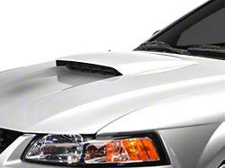 MMD Hood Scoop; Pre-Painted; Black (99-04 GT; 99-02 V6; 2001 Bullitt)