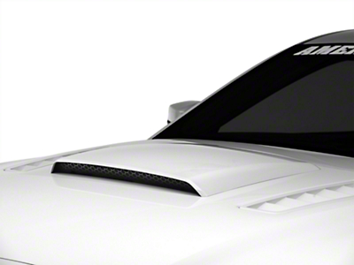 MMD Pre-Painted Hood Scoop - Ruby Red (13-14 GT, V6)