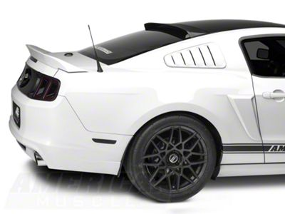 MMD Roof Spoiler - Matte Black (05-14 Coupe)