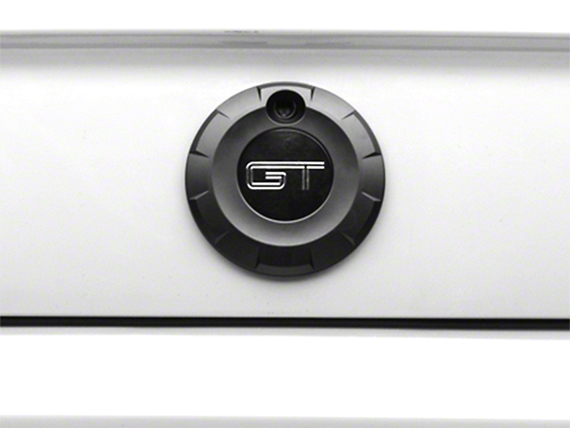MMD Trunk Emblem Surround - Matte Black (05-09 All)
