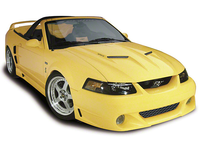 Cervini S Mustang Stalker Body Kit Unpainted 9003 99 04 All Free Shipping