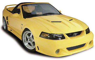 Cervini's Stalker Body Kit - Unpainted (99-04 All)