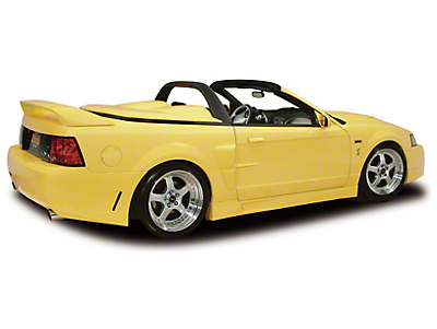 Cervini's 2-Piece Speedster Cover - Unpainted (94-04 Convertible)