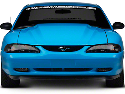 Cervini's 1995 Style Cobra R Hood - Unpainted (94-98 All)