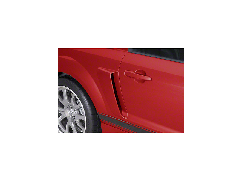 Cervini's Side Scoops - Unpainted (05-09 All)