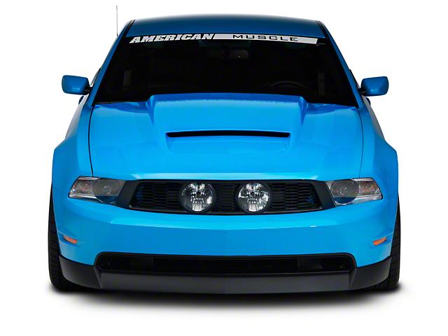 Cervini's Stalker Hood - Unpainted (10-12 GT, V6)