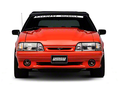 Cervini's 2.5 in. 1995 Cobra R Style Hood - Unpainted (87-93 All)