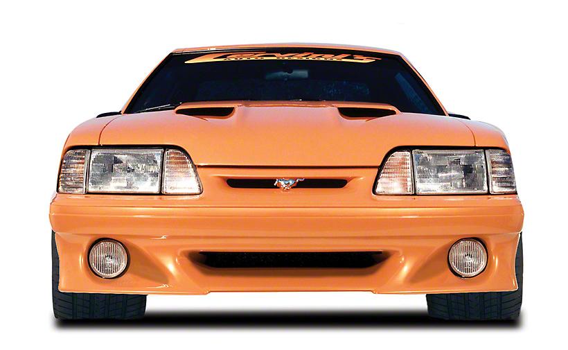 Cervini's Stalker Front Bumper Cover - Unpainted (87-93 All)