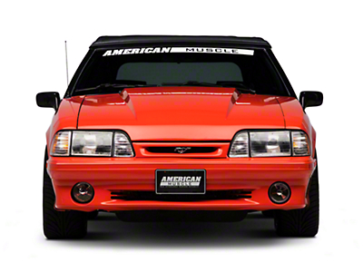 Cervini's 1.5 in. Cowl Hood - Unpainted (87-93 All)