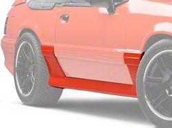 Cervini's 93 Cobra Style Side Skirts (87-93 GT, LX)