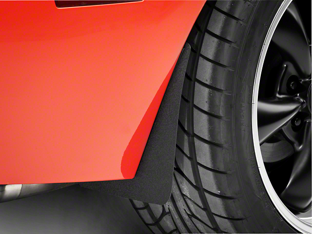 SpeedForm No-Drill Splash Guards; Rear (99-04 All)