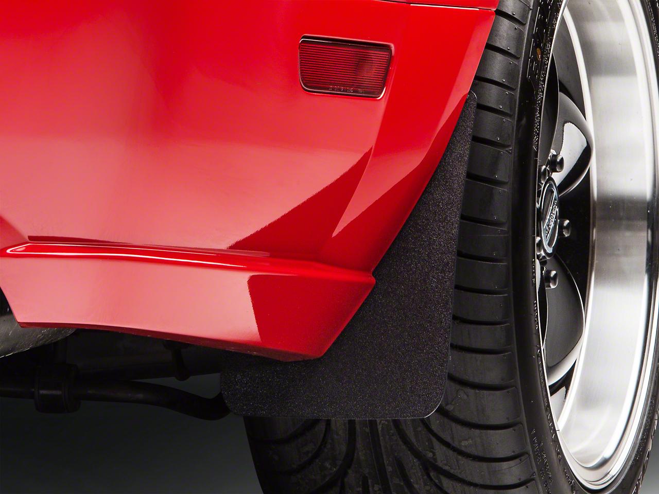 SpeedForm No-Drill Splash Guards - Front & Rear Set (05-09 GT)