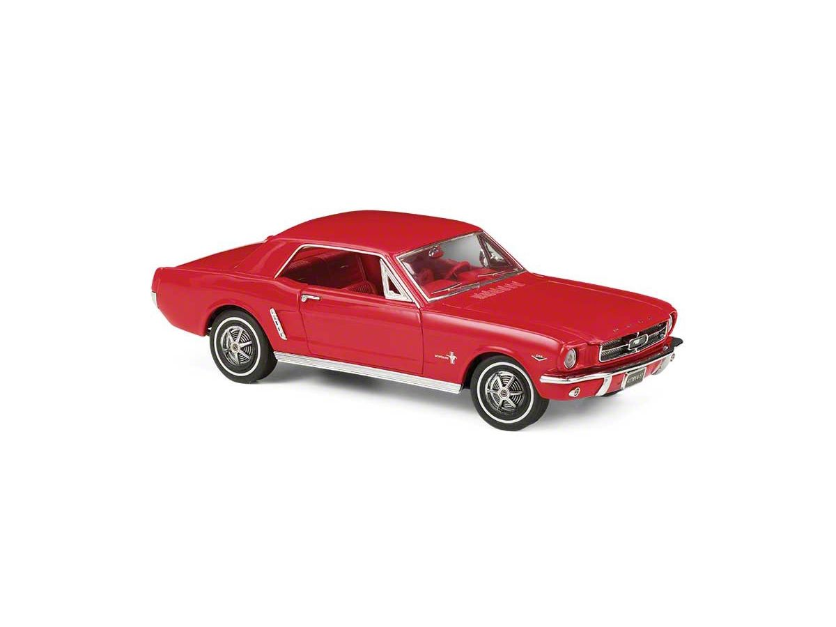 Diecast 1/24 Scale 1965 45th Anniversary Mustang - Franklin Mint Limited  Edition