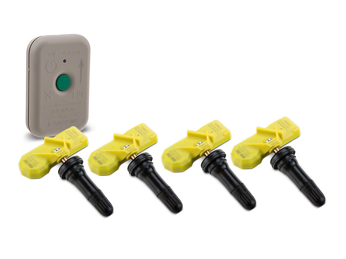 TPMS Full Mounting/Balancing Kit - 4 Wheels (10-14 All)