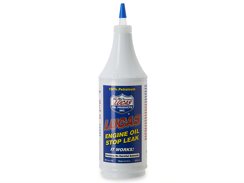 How Much To Replace Transmission >> Lucas Oil Mustang Engine Oil Leak Stop 10278 - Free Shipping