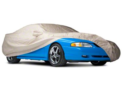 Covercraft Custom Fit Car Cover for Select Plymouth Deluxe PE Models Black Fleeced Satin FS4175F5