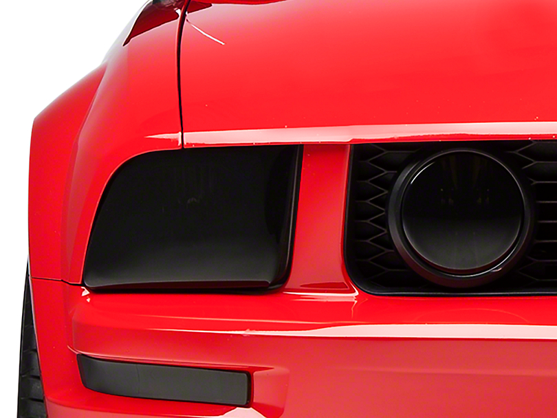 SpeedForm Smoked Headlight Covers (05-09 GT, V6)