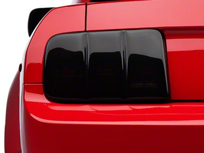 AM Exterior Smoked Tail Light Covers (05-09 All)