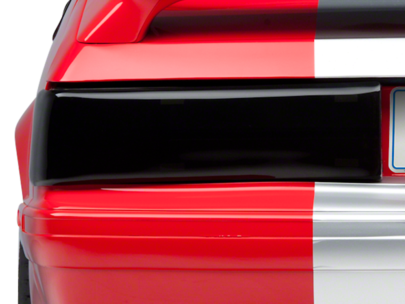 SpeedForm Smoked Tail Light Covers (87-93 GT)